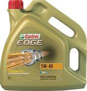 Моторное масло Castrol EDGE 5w40 Titanium FST