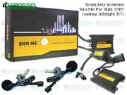 Ксенон Sho-Me Pro slim / Infolight H7 (3000K, 4300K, 5000K, 6000K, 8000K) Xenon