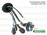 Ксеноновая лампа Infolight / Sho-me H8 50Вт (4300K, 5000K, 6000K)