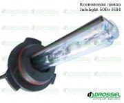 Ксеноновая лампа Infolight / Sho-me HB4 (9006) 50Вт (4300K, 5000K, 6000K)