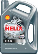 Моторное масло Shell Helix HX8 Synthetic 5W40