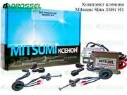 Mitsumi Ксенон Mitsumi slim 35Вт H1 (3000K, 4300K, 5000K, 6000K, 8000K) Xenon