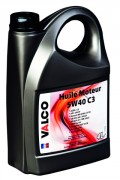 Моторное масло Valco 5w40 C3