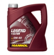 Моторное масло Mannol Legend Ester 0w40