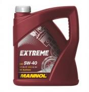 Моторное масло Mannol Extreme 5w40