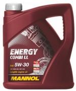 Моторное масло Mannol Energy Combi LL 5W30