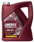 Моторное масло Mannol Energy Formula FR 5W30