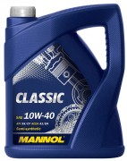 Моторное масло Mannol Classic 10W40