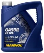 Моторное масло Mannol Gasoil Extra 10W40