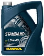 Моторное масло Mannol Standard 15W40