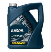 Моторное масло Mannol Gasoil 15w50