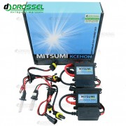 Ксенон Mitsumi Slim DC H3 9-16V 35Вт (5000K, 6000K) Xenon