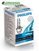 Ксеноновая лампа Philips BlueVision Ultra D2S 85122 BVU C1 35W 6000K Germany (Германия)