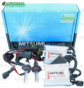 Комплект ксенона Mitsumi slim 35Вт HB4 (9006) (3000K, 4300K, 5000K, 6000K, 8000K)