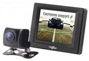 Система видеопарковки: монитор Gazer MC125 + камера заднего вида Gazer CC100