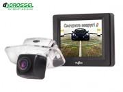 Система видеопарковки монитор Gazer MC125 штатная камера Gazer CC100-xxx