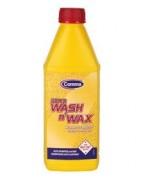 Автомобильный шампунь c восковой полиролью Comma Super Wash'n'Wax (1л)
