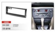Carav Переходная рамка Carav 11-016 Citroen C5 2004-2008, Peugeot (407) 2004-2010, (407) Coupe 2005+, 1DIN