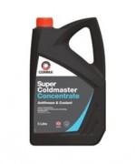 Антифриз Comma Super Coldmaster - Concentrated Antifreeze (концентрат сине-зеленого цвета)