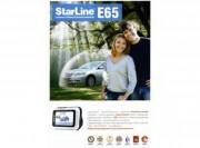 Автосигнализация Starline E65