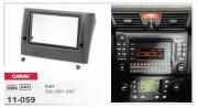 Carav Переходная рамка Carav 11-059 Fiat Stilo 2001-2007, 2-DIN
