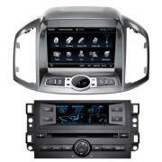 Штатная магнитола EasyGo S137 для Chevrolet Captiva 2012+