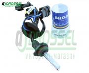 Ксеноновая лампа Sho-Me HB4 (9006) 35Вт (3000K, 4300K, 5000K, 6000K, 8000K)