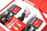 Биксенон Mlux Premium slim 35Вт H4, H13, HB1, HB5  CAN-BUS (4300K, 5000K, 6000K) Bixenon