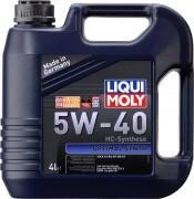 Моторное масло Liqui Moly Optimal Synth 5W-40