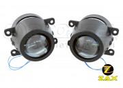 Штатные биксеноновые линзы ПТФ Zax Bi-Fog SP 014 Citroen C3 2010+, C3 Picasso, DS3 / Peugeot 206, 206 plus, 207, 3008