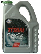 Моторное масло Fuchs Titan Supersyn Longlife Plus 0W-30