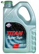Моторное масло Fuchs Titan Supersyn 0W-30