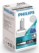 Philips Ксеноновая лампа Philips D1S X-treme Vision 85415 XV C1
