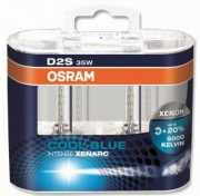 Ксеноновые лампы Osram D2S Xenarc Cool Blue Intense 66240 CBI Duobox