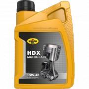 Моторное масло Kroon Oil HDX 15w-40