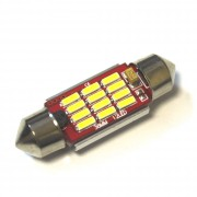 Светодиодная лампа Zax LED C5W (SV8,5) CAN 4014 12SMD 36mm White (Белый)