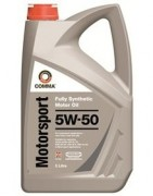 Моторное масло Comma Motorsport Oil 5w50