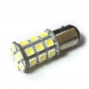 Светодиодная лампа Zax LED S25 (P21-5W 1157 BA15d) 5050 27SMD White (Белый)