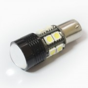 Светодиодная лампа Zax LED S25 (P21W 1156 BA15S) 5050 12SMD + CREE Lens 5.0W White (Белый)