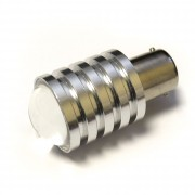 —ветодиодна¤ лампа Zax LED S25 (P21W 1156 BA15S) 1SMD CREE Lens 3.0W White (Ѕелый)