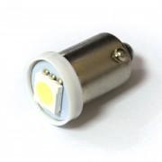 Светодиодная лампа Zax LED T4W (BA9S) 5050 1SMD White (Белый)