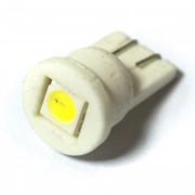 Светодиодная лампа Zax LED T10 (W5W) CERAMIC 5050 1SMD White (Белый)