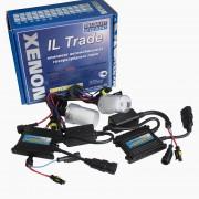 Ксенон IL Trade Slim 9-16В 35W для цоколей H1, H3, H4, H7, H11, H27, HB3, HB4 Xenon