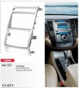 Carav Переходная рамка Carav 11-071 Hyundai iX-55 2008-2012, Veracruz 2007-2012, 2-DIN