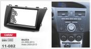 Carav Переходная рамка Carav 11-082 Mazda (3), Axela 2009-2013, 2-DIN