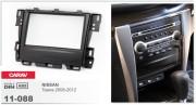 Carav Переходная рамка Carav 11-088 Nissan Teana 2008-2012, 2-DIN
