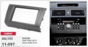Carav Переходная рамка Carav 11-097 Suzuki Swift 2004-2010, Dzire 2008-2010, 2-DIN