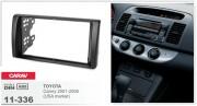 Переходная рамка Carav 11-336 Toyota Camry 2001-2006 (USA market), 2-DIN