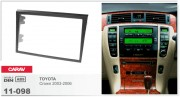 Carav Переходная рамка Carav 11-098 Toyota Crown 2003-2006, 2-DIN