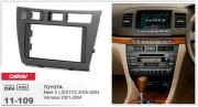 Carav Переходная рамка Carav 11-109 Toyota Mark II (JZX110) 2000-2004, Verossa 2001-2004, 2-DIN